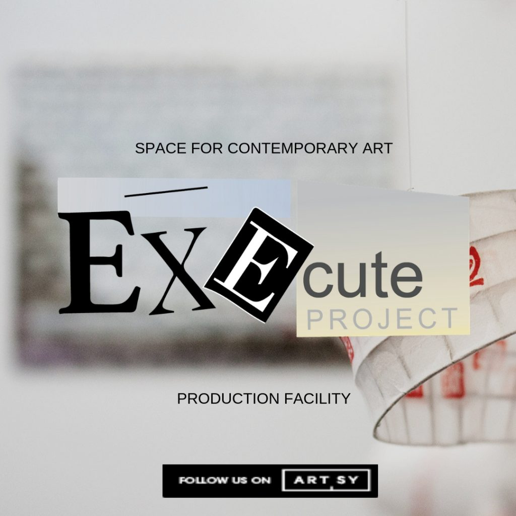 Execute Project Gallery on Artsy
