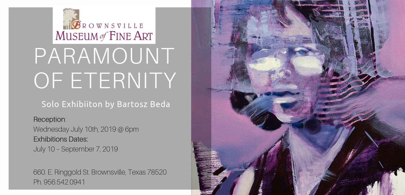 Bartosz Beda Solo Exhibition at Brownsville Museum