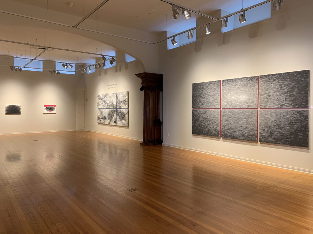 morris graves museum of art, execute project
